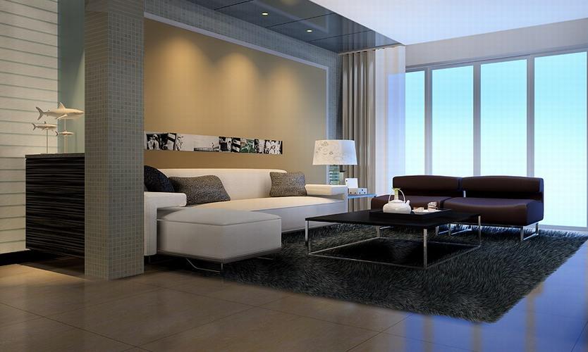 Fotorealista dise o interior 3d for Diseno de interiores en 3d