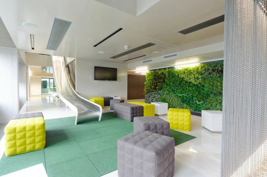 Microsoft | Diseño Interior 3D