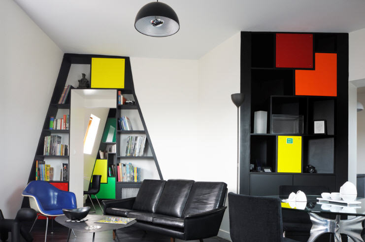 Paris | Diseño Interior 3D