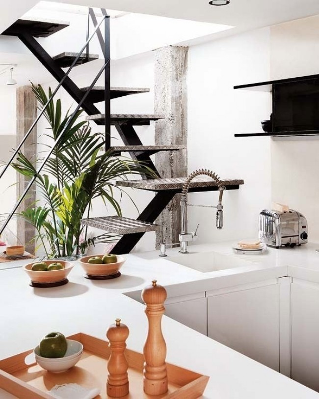 Fotografías de un apartamento moderno | Diseño Interior 3D